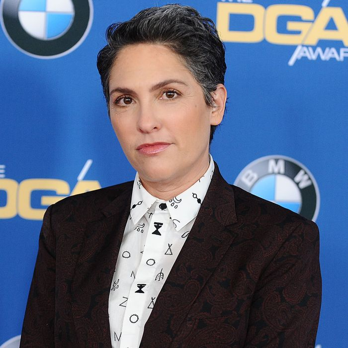<i>Transparent</i> director Jill Soloway at the Directors Guild of America Awards.