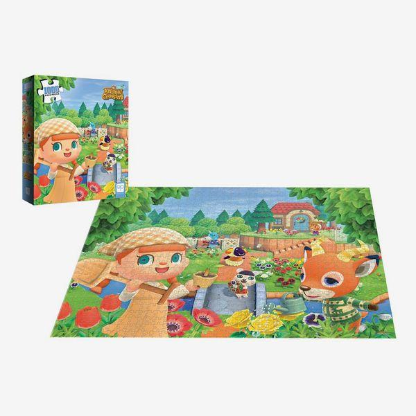 Animal Crossing 1,000-Piece Puzzle