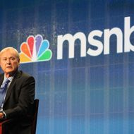 BEVERLY HILLS, CA - AUGUST 02: Chris Matthews host of 'Hardball' speaks during the 'MSNBC' panel during the NBC Universal portion of the 2011 Summer TCA Tour held at the Beverly Hilton Hotel on August 2, 2011 in Beverly Hills, California.  (Photo by Frederick M. Brown/Getty Images)