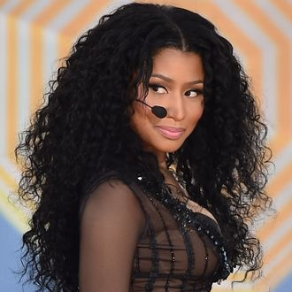 Nicki Minaj Performs On ABC's