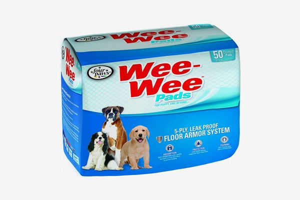 Four Paws Wee-Wee Puppy Pee Pads for Dogs