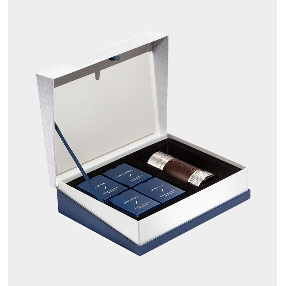 HELMM Helmm Scent 5-Piece Antiperspirant & Deodorant Wardrobe