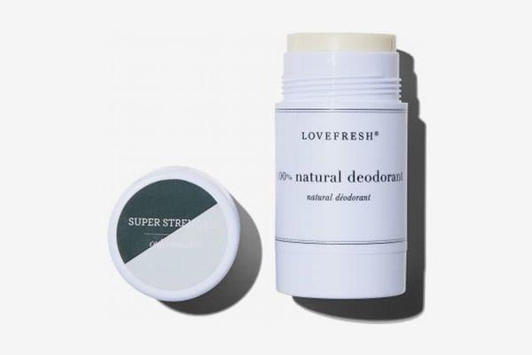 LoveFresh Super Strength Deodorant