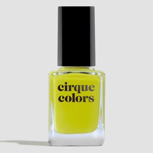 Cirque Colors Creme Nail Polish in Hustle
