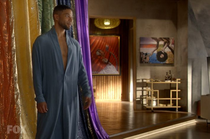 Jamal Lyon is starting his own caftan empire.
