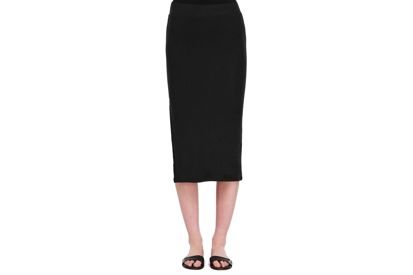 ATM Anthony Thomas Melillo Modal Rib Skirt