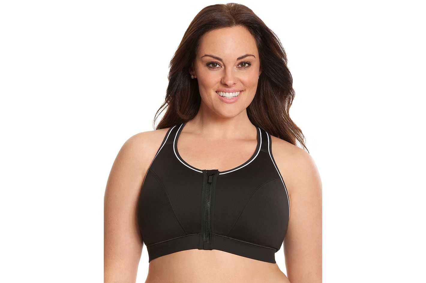 The Best Plus-Size Sports Bra