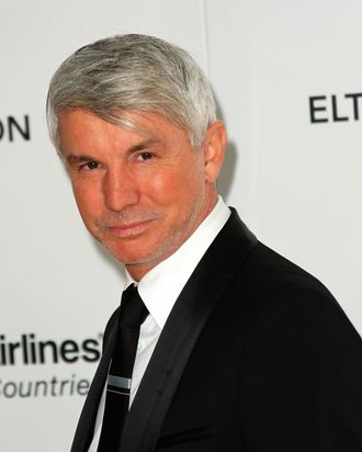 WEST HOLLYWOOD, CA - FEBRUARY 27: Director Baz Luhrmann arrives at the 19th Annual Elton John AIDS Foundation's Oscar viewing party held at the Pacific Design Center on February 27, 2011 in West Hollywood, California. (Photo by Frederick M. Brown/Getty Images) *** Local Caption *** Baz Luhrmann