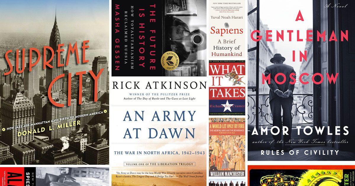 Tom Hanks's 10 Favorite Books