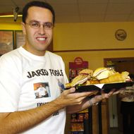 Jared Fogle Got a Prison Job Making Sandwiches
