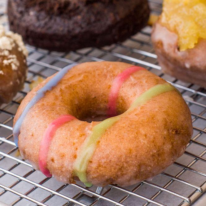 Underwest Donuts Dozen Doughnuts