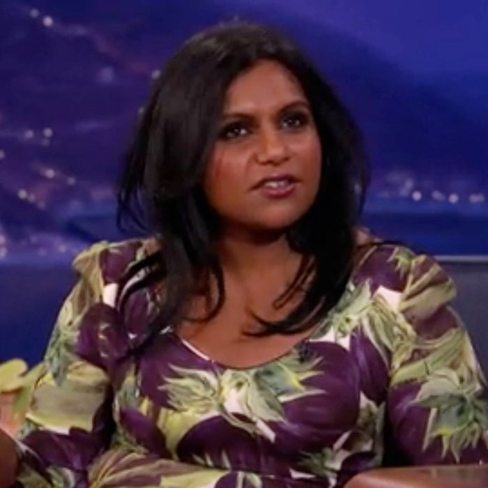 Mindy Kaling Has A Fun Exercise Tip For You