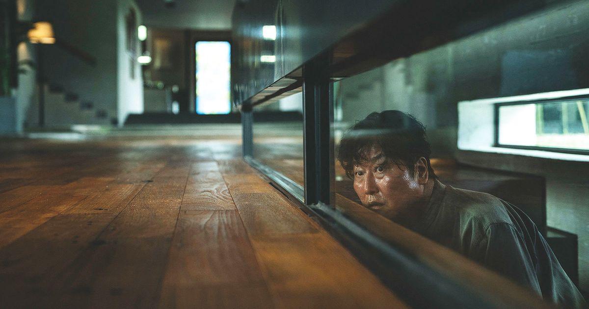 How Bong Joon Ho Built the Houses in Parasite
