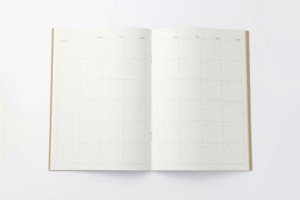 Muji Craft Notebook A5
