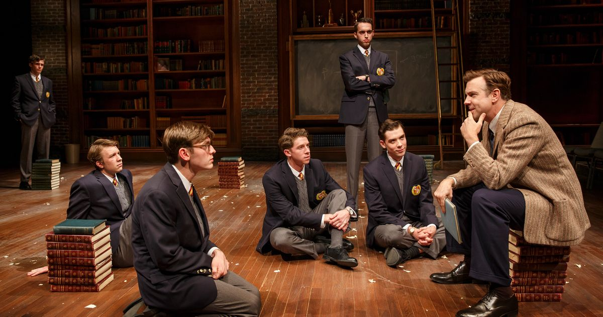 dead poets society film review Dead poets society is a terrible defense of the humanities the beloved film's portrayal of studying literature is both misleading and deeply seductive kevin jh dettmar.