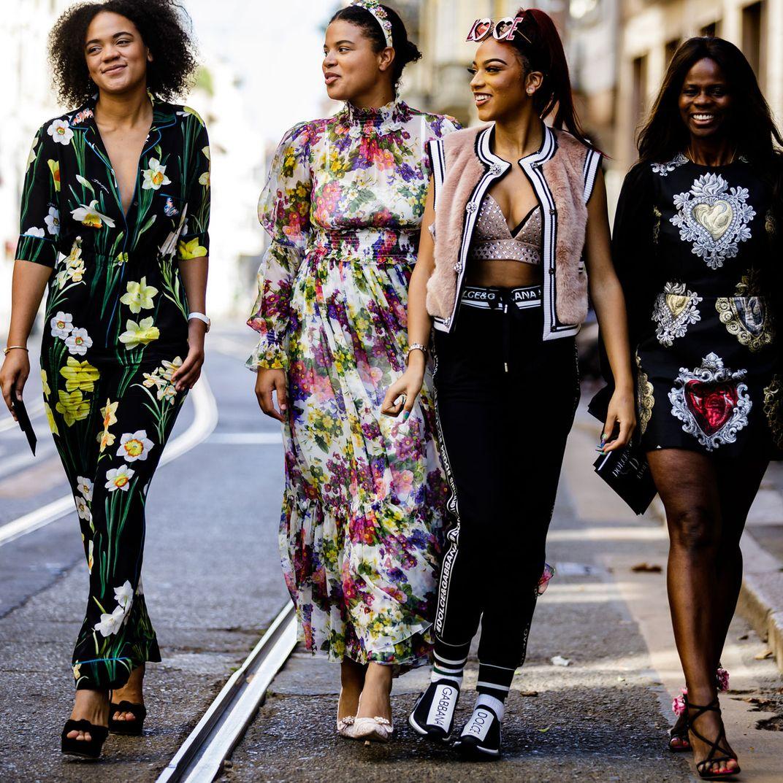 Fashion milan week street style