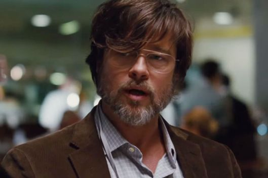 Ranking the ridiculous hair of the big short vulture brad pitt ben hockett shorting bad housing stocks directing acclaimed historical documentaries is there anything this wig cant do urmus Choice Image