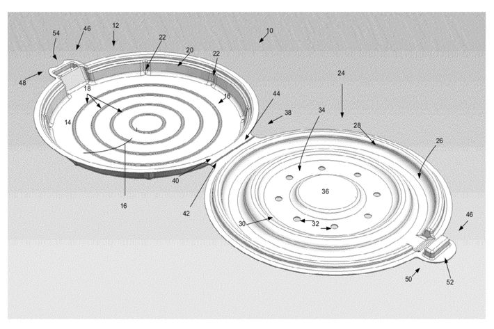 Is Apple's Patented Pizza Box Design the Future of Food Delivery?