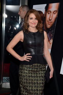 "Actress Tina Fey attends the ""Admission"" New York Premiere at AMC Loews Lincoln Square 13 on March 5, 2013 in New York City."