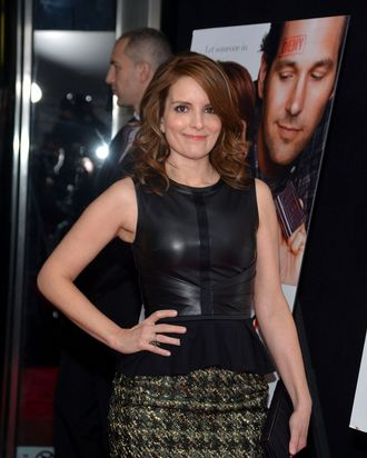 Tina Fey Would Be Up For Writing A Taylor Swift Song