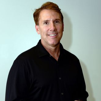 MIAMI, FL - SEPTEMBER 30: Author Nicholas Sparks discusses his book