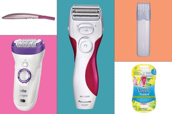 can electric shavers be used for pubic hair