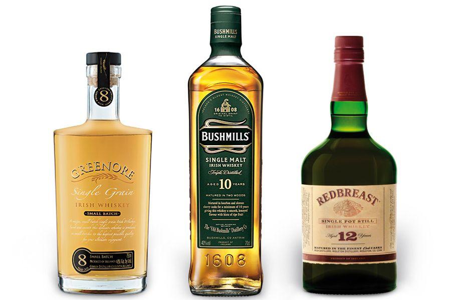 ten outstanding irish whiskeys that aren�t jameson grub