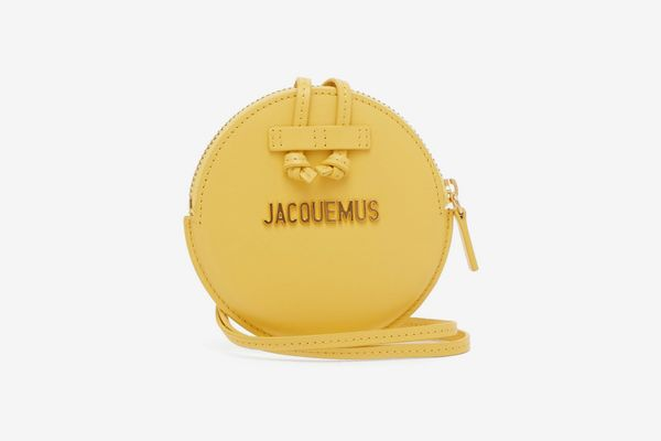 JacquemusLe Pitchou leather coin purse