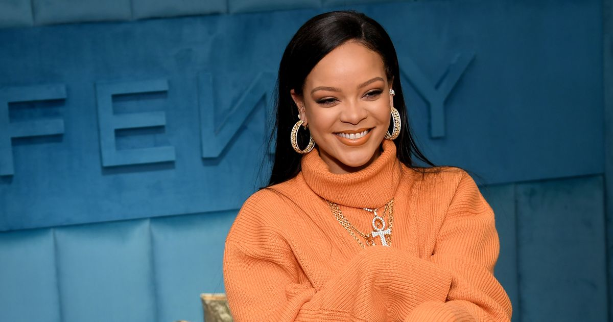 Rihanna and Lil Uzi Vert Dance During Instagram Live Party