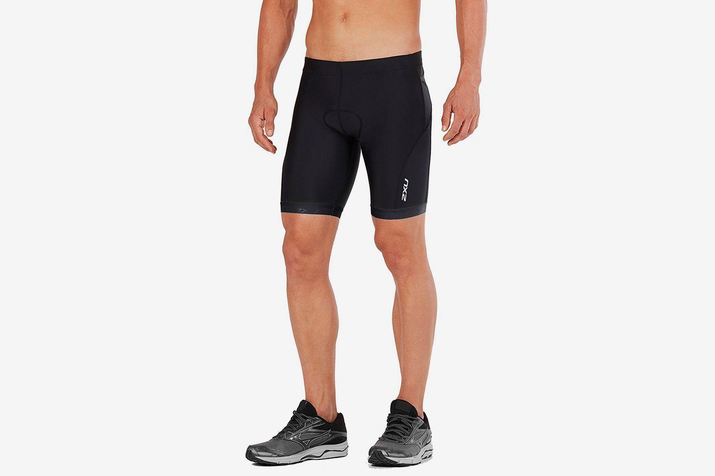 "Men's 2XU Active 8"" Tri Shorts"