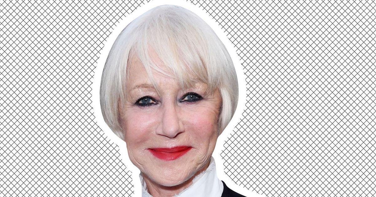 Helen Mirren, Will You Please Cut My Hair?