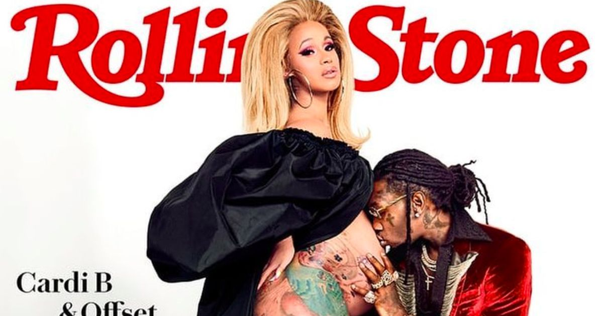 Rolling Stone Reveals An Extremely Good Cardi B Cover