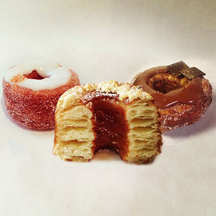 With monthly changes and one-off specials, there have been 18 Cronut flavors in the year since it debuted.