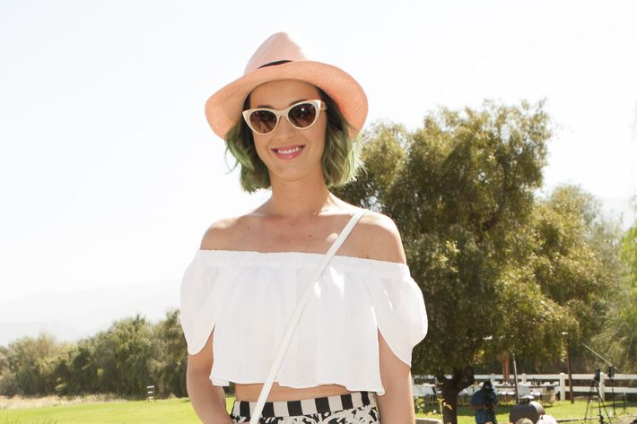 Katy Perry. Photo: Michael Bezjian/Getty Images for Soho House
