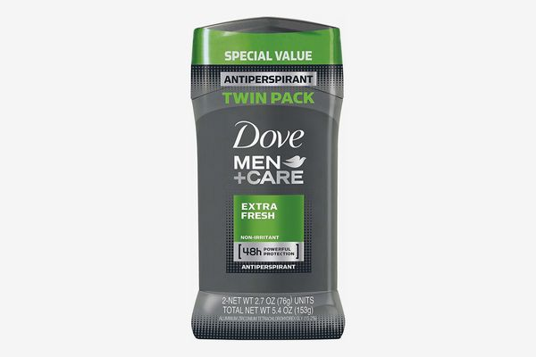Dove Men+Care Antiperspirant Deodorant Stick, Extra Fresh
