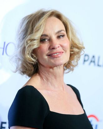 Actress Jessica Lange attends The Paley Center for Media's 32nd annual PALEYFEST on March 15, 2015 in Hollywood, California. California.