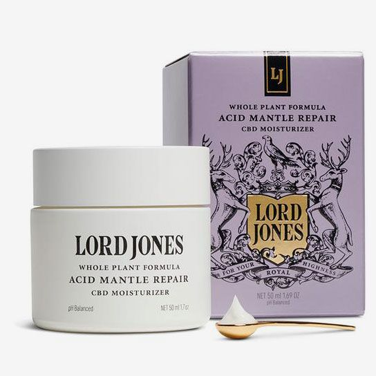 Lord Jones Acid Mantle Repair Moisturizer With 250 mg CBD and Ceramides