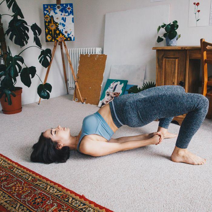 At Home Yoga Equipment 2020 The Strategist New York Magazine
