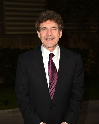 Alan Horn arrives at the 22nd Annual Environmental Media Awards on Saturday Sept. 29, 2012, at Warner Bros. Studios in Burbank, Calif.