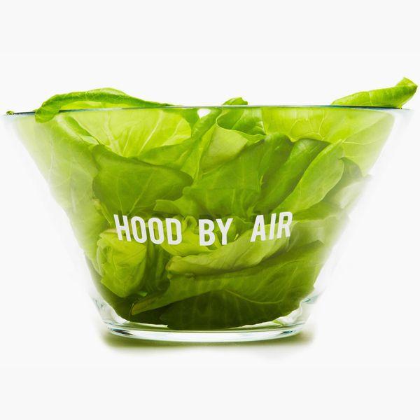 Hood By Air Fruit Bowl