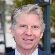 Manhattan District Attorney Cyrus R. Vance, Jr. poses for photos outside the New York County Courthouse on November 11, 2011 in New York City.