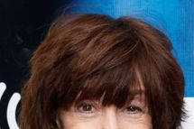 "Director Nora Ephron visits SiriusXM's ""The wowOwow Radio Show"" at SiriusXM Studio on April 11, 2012."