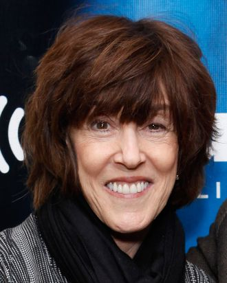 Director Nora Ephron visits SiriusXM's
