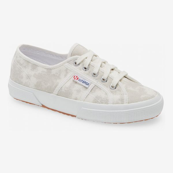 Superga 2750 Tie Dye Low Top Sneaker