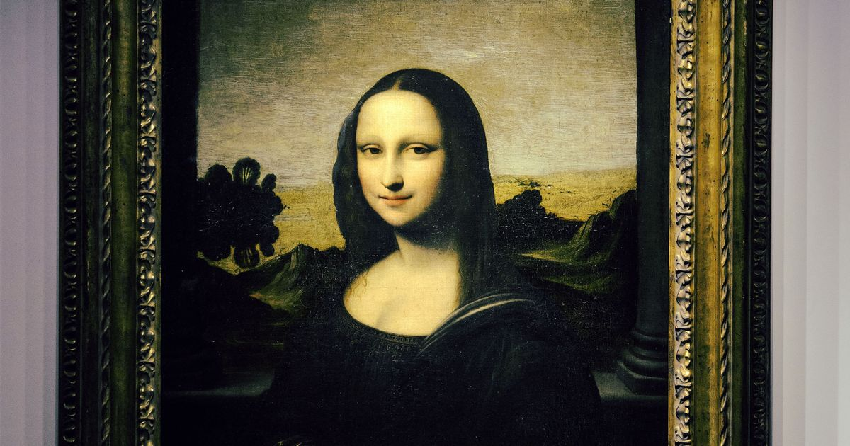 Leonardo da Vinci might have drawn a nude Mona Lisa
