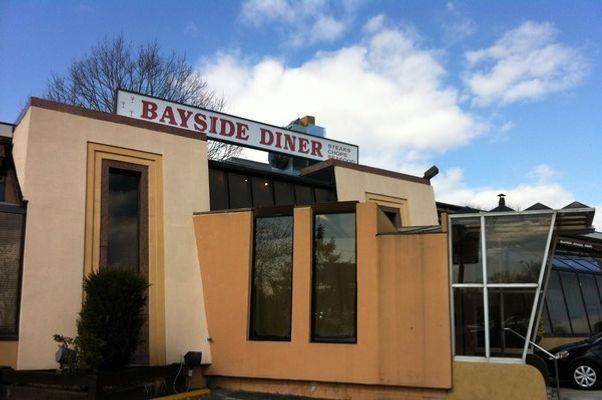 Welcome back, Bayside Diner.