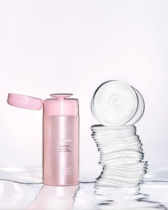 Glossier Solution.
