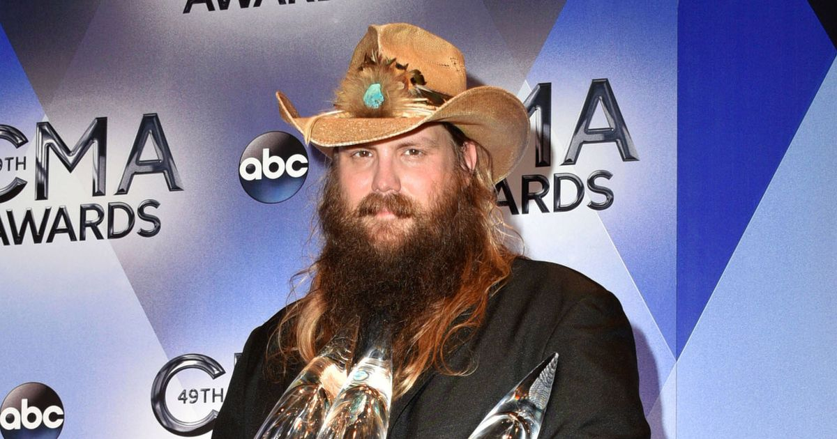 The cmas just gave chris stapleton a no 1 album vulture for What songs has chris stapleton written
