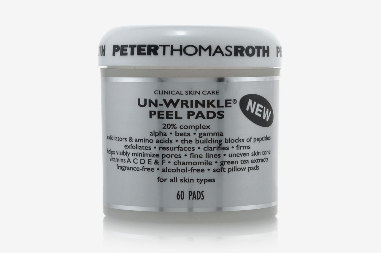 Peter Thomas Roth Un-Wrinkle Daily Prep Peel Pad