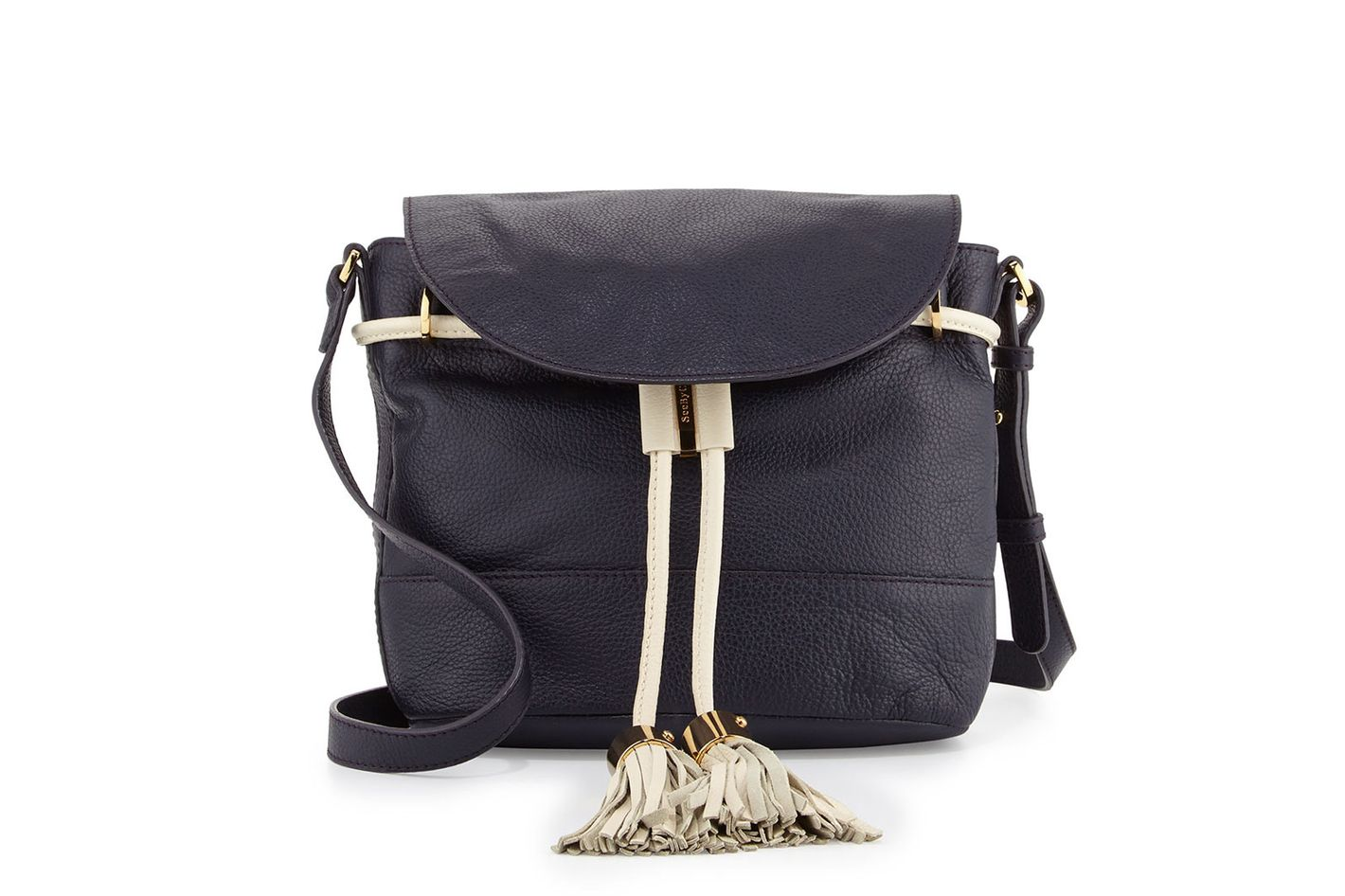 See by Chloe Vicki Leather Crossbody Bag